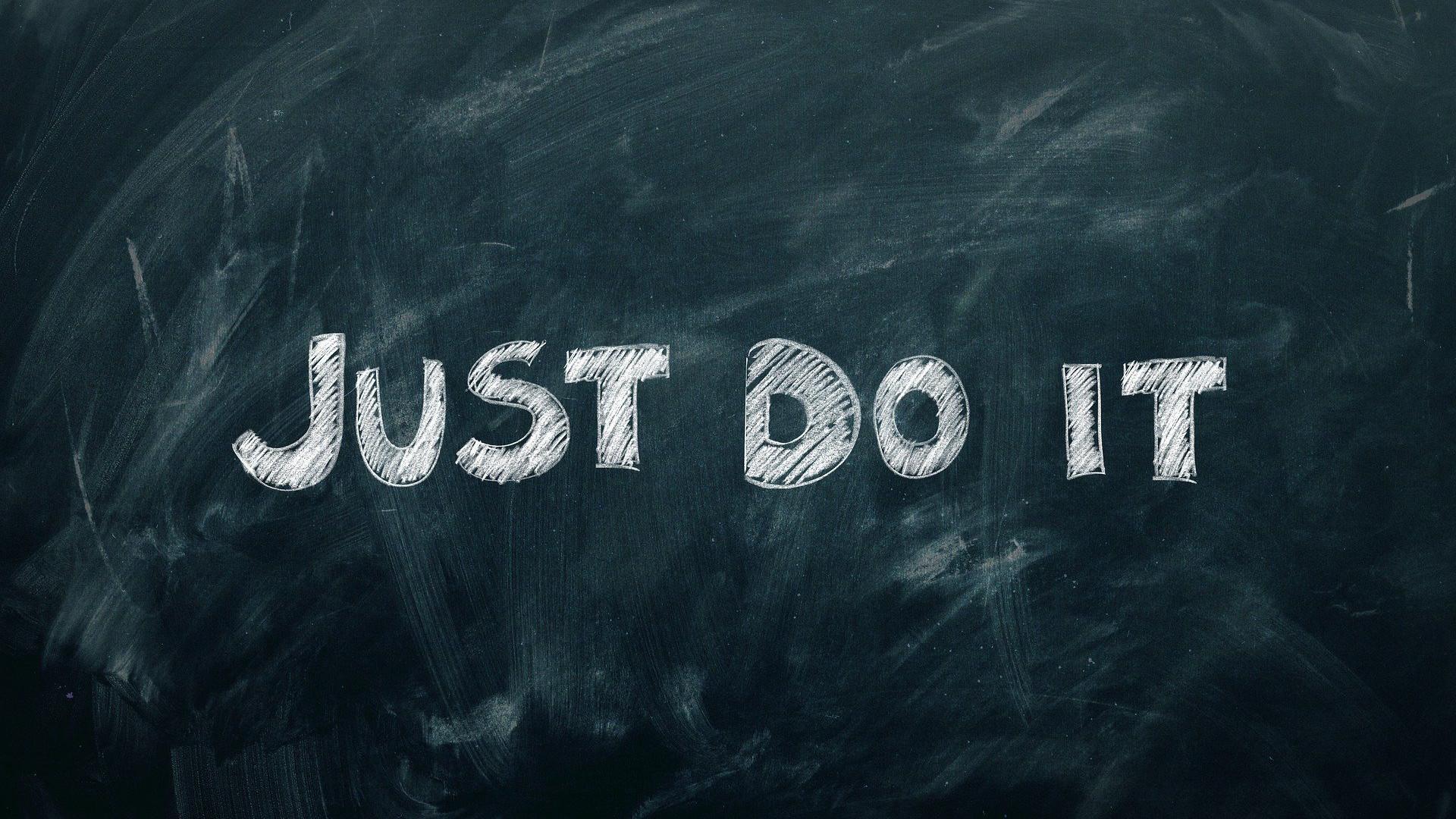Para de contar com a motivação!